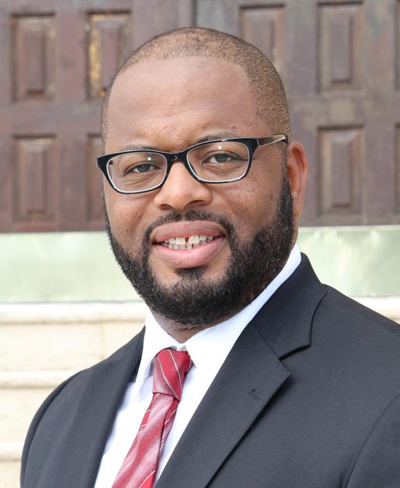 Rev. Kevin L. Jones
