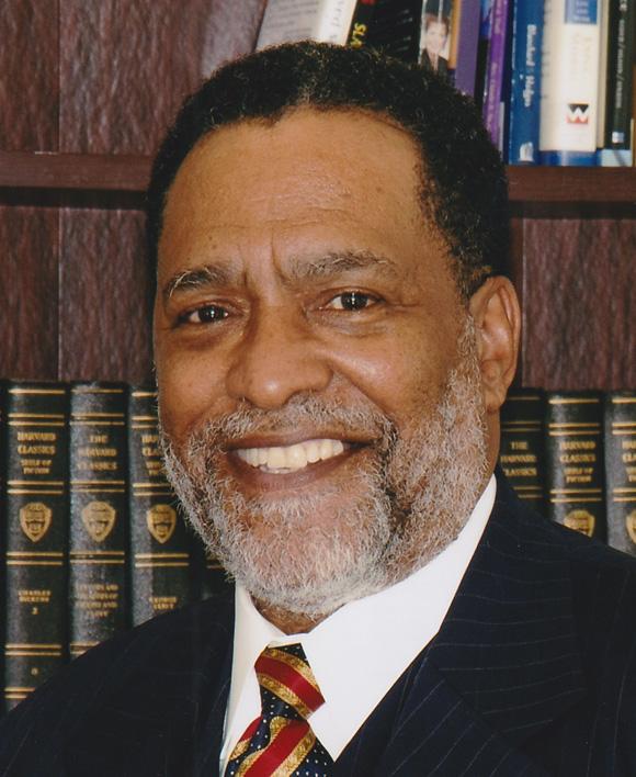 Reverend Gerald D. Kisner