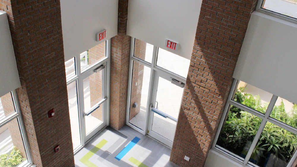 stairwell-view